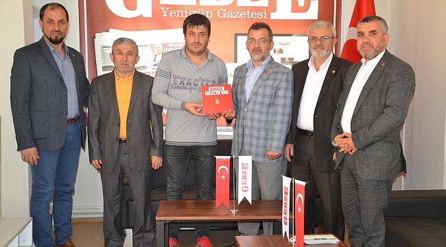 Yeniden Refah Gebze'den kongre daveti