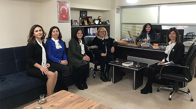 ADD'li kadınlardan hemcinslerine ziyaret