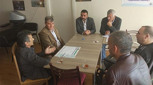 CHP Çayırova'dan 3 Aralık ziyareti