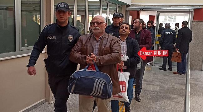 CHP'li meclis üyesi cezaevinde