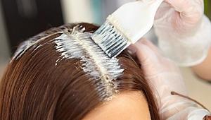 Düzenli saç boyamak kansere yol açıyor!