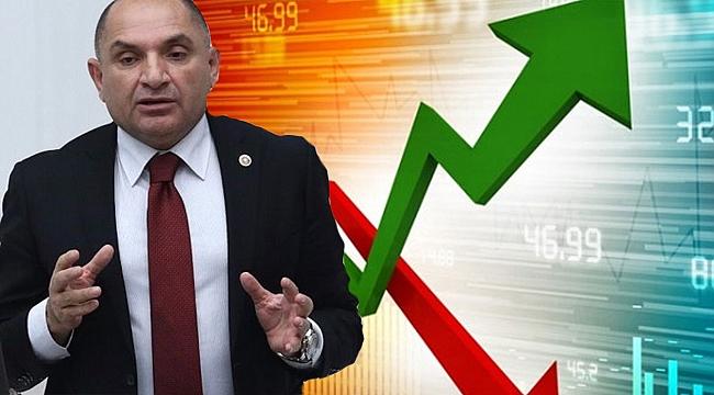 """""""Enflasyonda hayaller yüzde 15, gerçekler yüzde 22"""""""