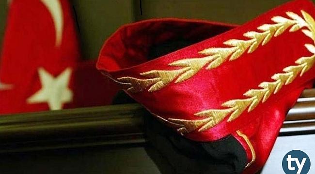 Gebze'de 5 hakim ve 4 savcı terfi aldı