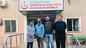 Gebze'deki aile hekimleri eğitimden geçiyor