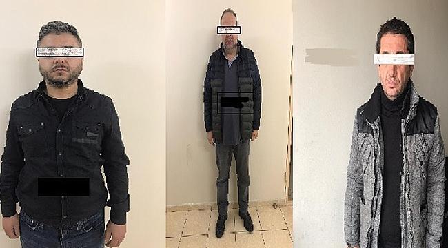 Gebze polisi, dolandırıcıları Ankara'da yakaladı