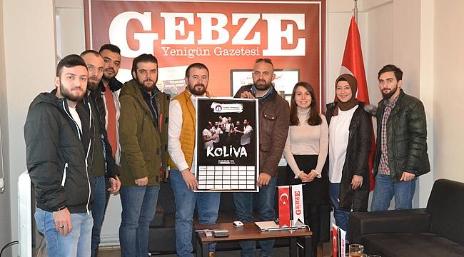 Genç Trabzonlular, Koliva'yı getiriyor