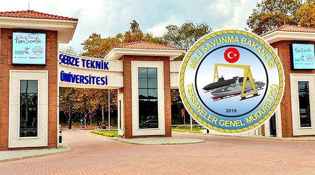 GTÜ'den Tersaneler Genel Müdürlüğü'ne destek
