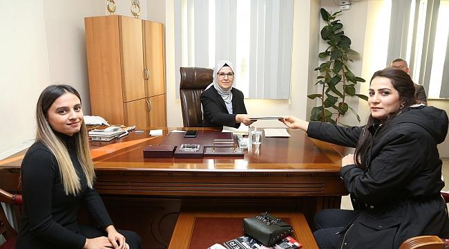 Katırcıoğlu, vatandaşlarla buluştu
