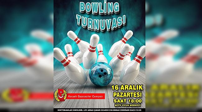 KOGACE'den bowling turnuvası