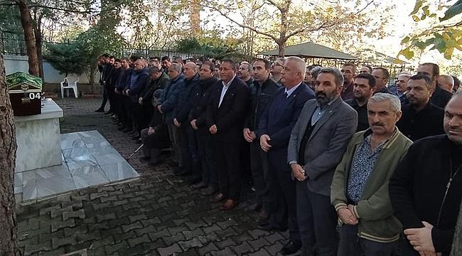 MHP Gebze'nin acı günü