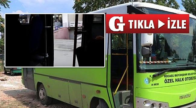 Özel halk otobüsünden ölüme açık davetiye