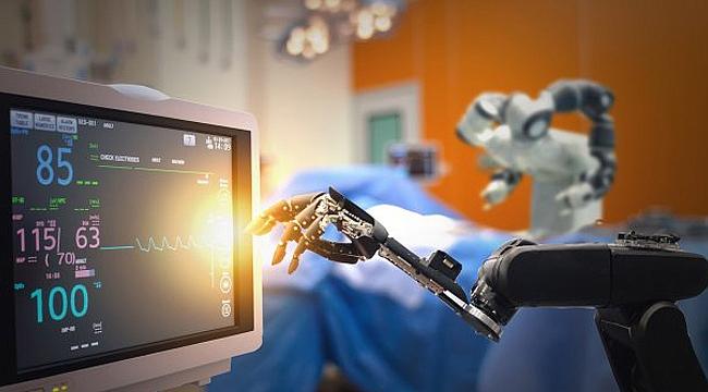 """Sağlıkta """"robot doktor"""" uygulaması geliyor"""