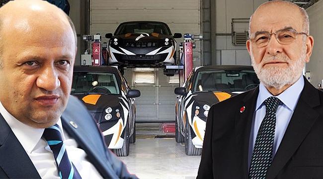 SP lideri Karamollaoğlu o arabaları sordu?