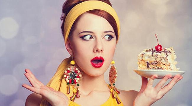 Tatlı yiyin tatlı konuşun