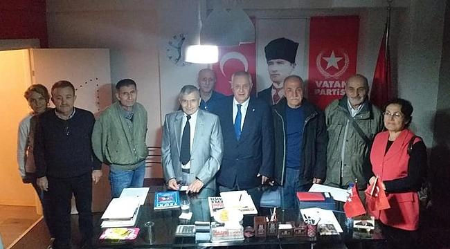 Vatan Partisi Gebze'de Durmaz dönemi