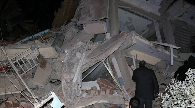 """AFAD duyurdu; """"14 kişi yaşamını yitirdi"""""""