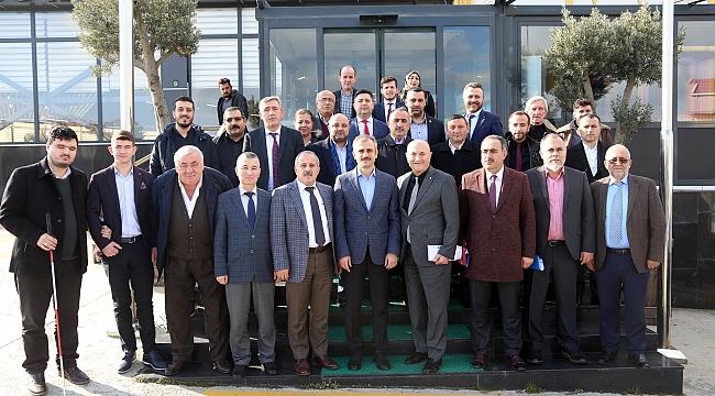Çayırova'da Kent Konseyi'ne önem verilecek