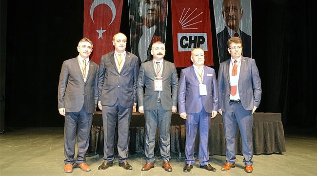 CHP'nin başkan adayları bir arada