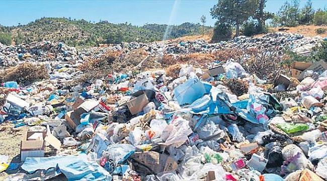 Gebze'ye çöp bertaraf ve toplama tesisi