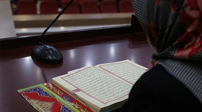 KO-MEK'ten Kuran-ı Kerim okuma yarışması