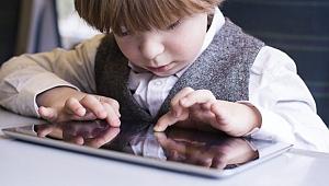 Ekranlar çocukları olumsuz etkiliyor!
