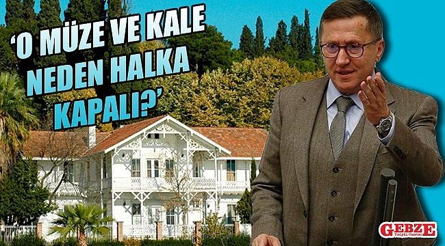 Erdoğan'ın köşe yazısını TBMM'ye taşıdı