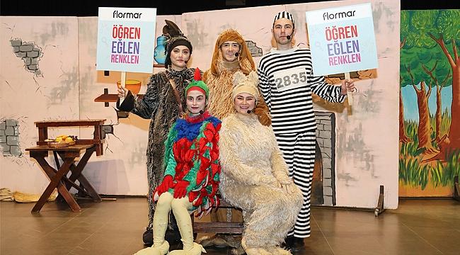 Flormar, çocuklarının yüzünü güldürdü