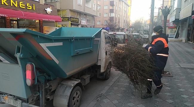 Gebze'de öncelik temizlik