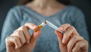 """İnsan sağlığının en büyük tehdidi; """"Sigara"""""""