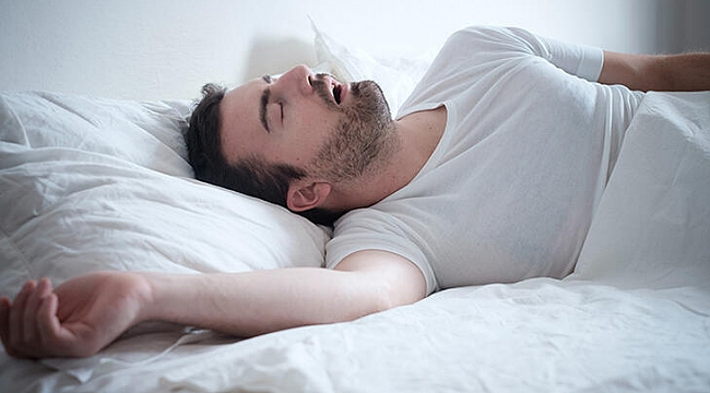 Uyku apnesi tedavisinde geç kalmayın