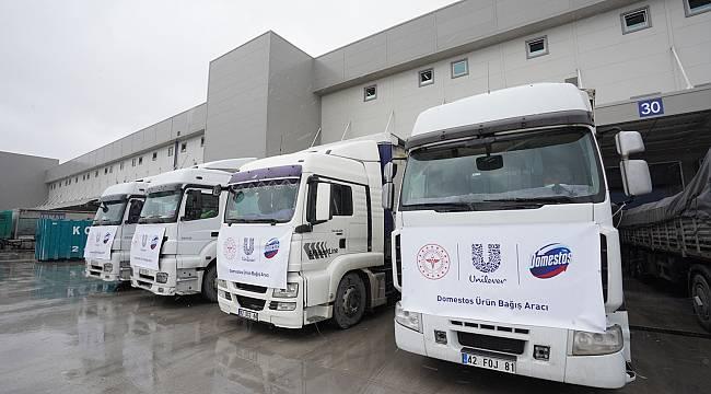 Unilever'den Sağlık Bakanlığı'nın mücadelesine destek