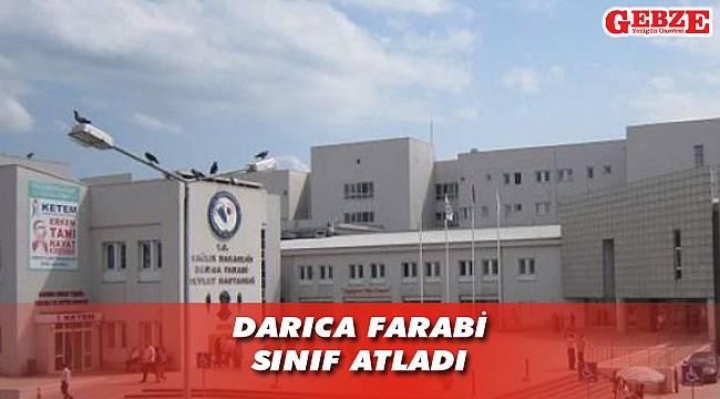 O artık üniversite hastanesi