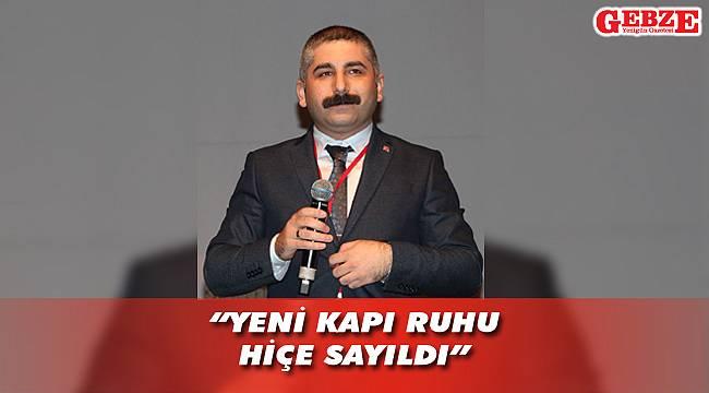 Orhan'dan AK Parti'nin standına tepki