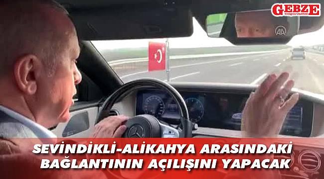 İşte Erdoğan'ın Kocaeli programı