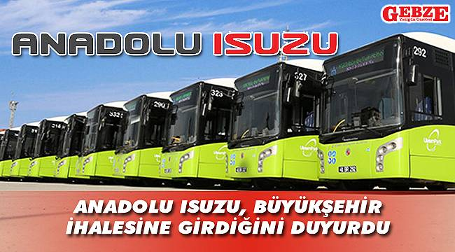 Anadolu Isuzu, KAP'a bildirdi