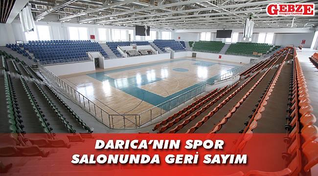 Darıca'nın spor merkezi olacak