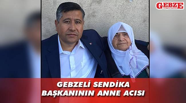 Mustafa Teke'nin annesi hayatını kaybetti