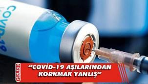 ASM'den COVİD-19 aşısı hakkında açıklama