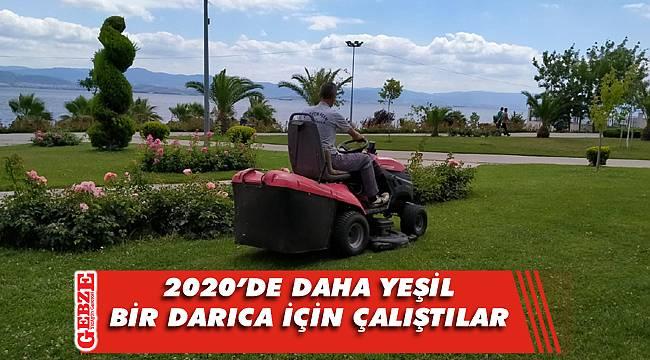Darıca'ya 2020 yılında 5 yeni park
