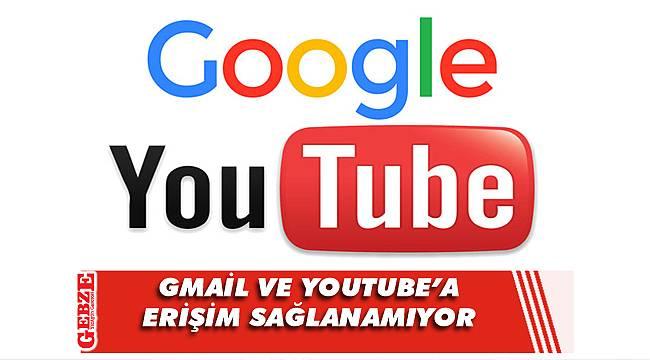 Google servisleri kullanım dışı
