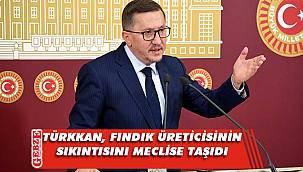 İYİ Partili Türkkan'dan soru önergesi