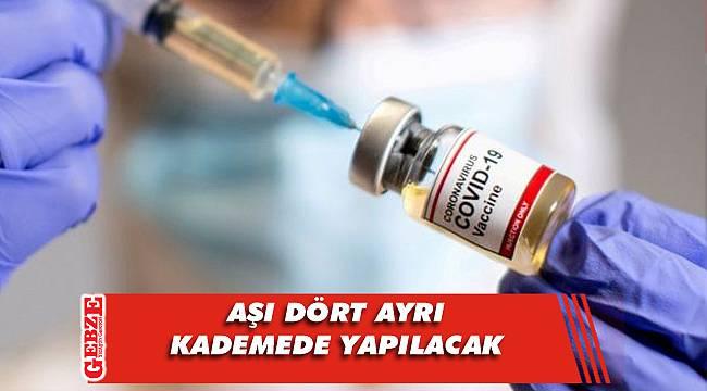 Koca'dan koronavirüs aşısı hakkında açıklama