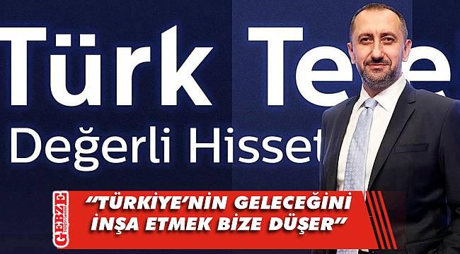 Önal, Türk Telekom'un çalışmaları hakkında konuştu