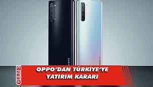 Oppo, Türkiye'de yatırım kararı aldı