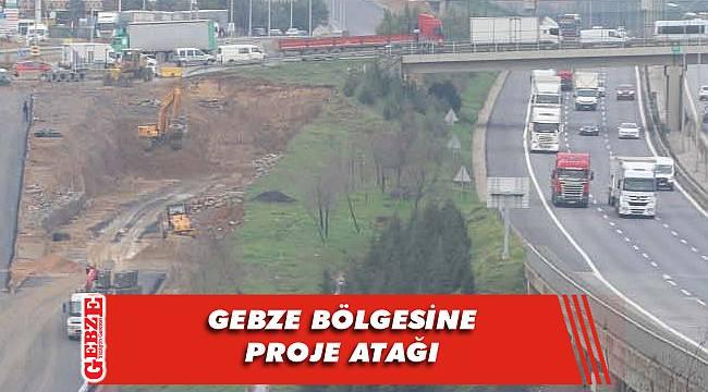Büyükşehir'den Gebze'ye milyonluk yatırımlar