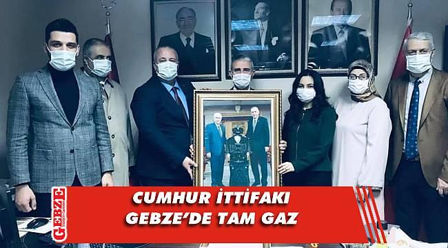 Gebze'de Cumhur İttifakı zirvesi