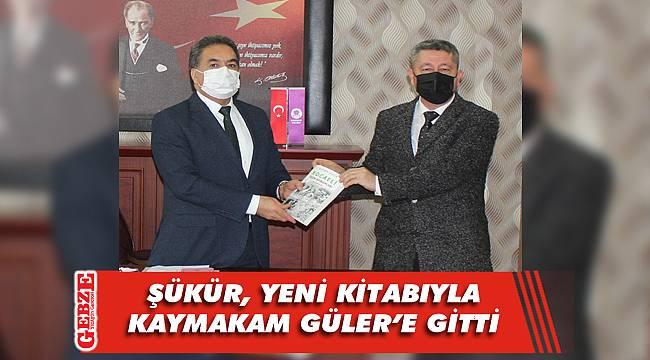 Gebzeli tarihçi Rıdvan Şükür'ün yeni kitabı çıktı