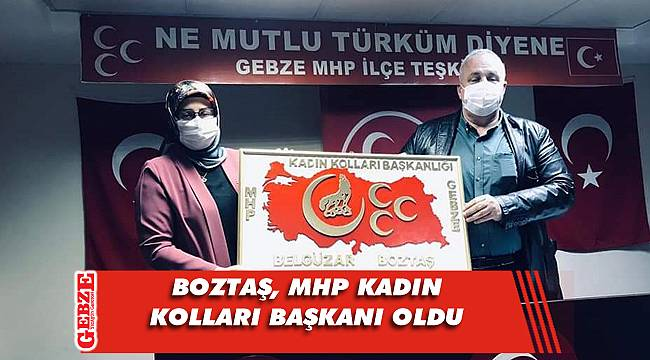 MHP Gebze Kadın Kolları'nda yeni dönem