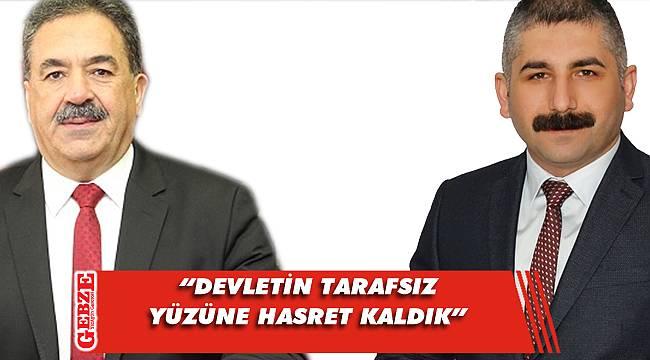 Orhan'dan Kaymakam Güler'e 'ziyaret' eleştirisi