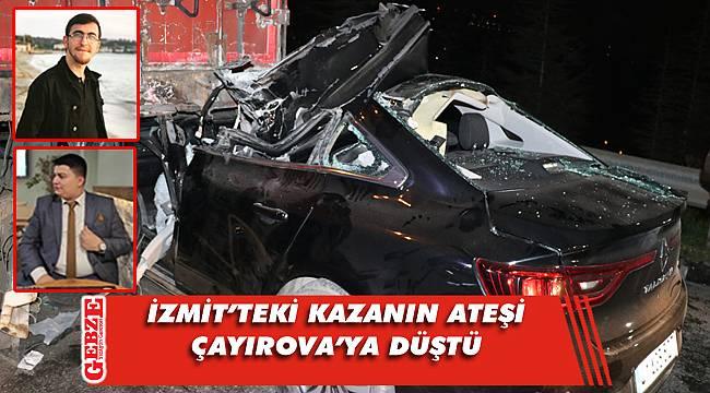 AK Partili eski yönetici trafik kazasına kurban gitti